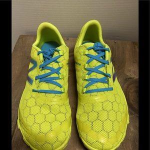 New Balance Men's Vibram Highlighter Yellow Shoes